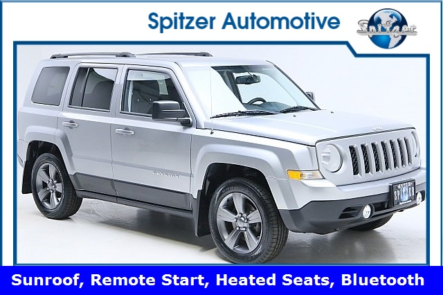 Certified Pre-Owned 2014 Jeep Patriot High Altitude