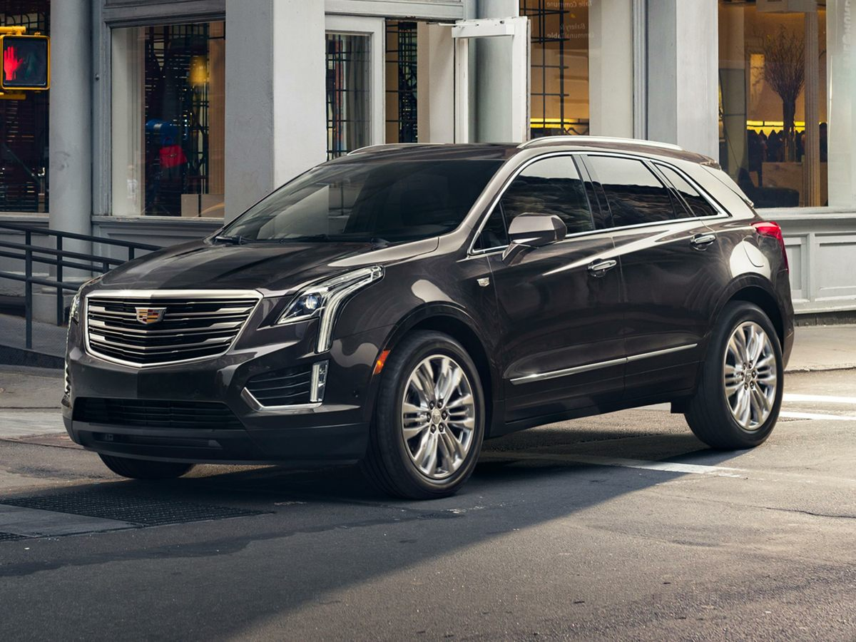 Pre Owned 2017 Cadillac Xt5 Luxury