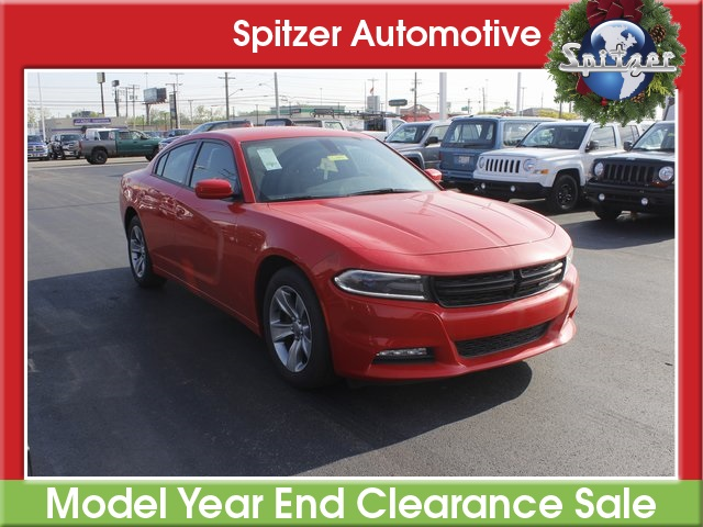 New 2017 Dodge Charger Sxt Sedan In Cleveland 17cy1891 Spitzer