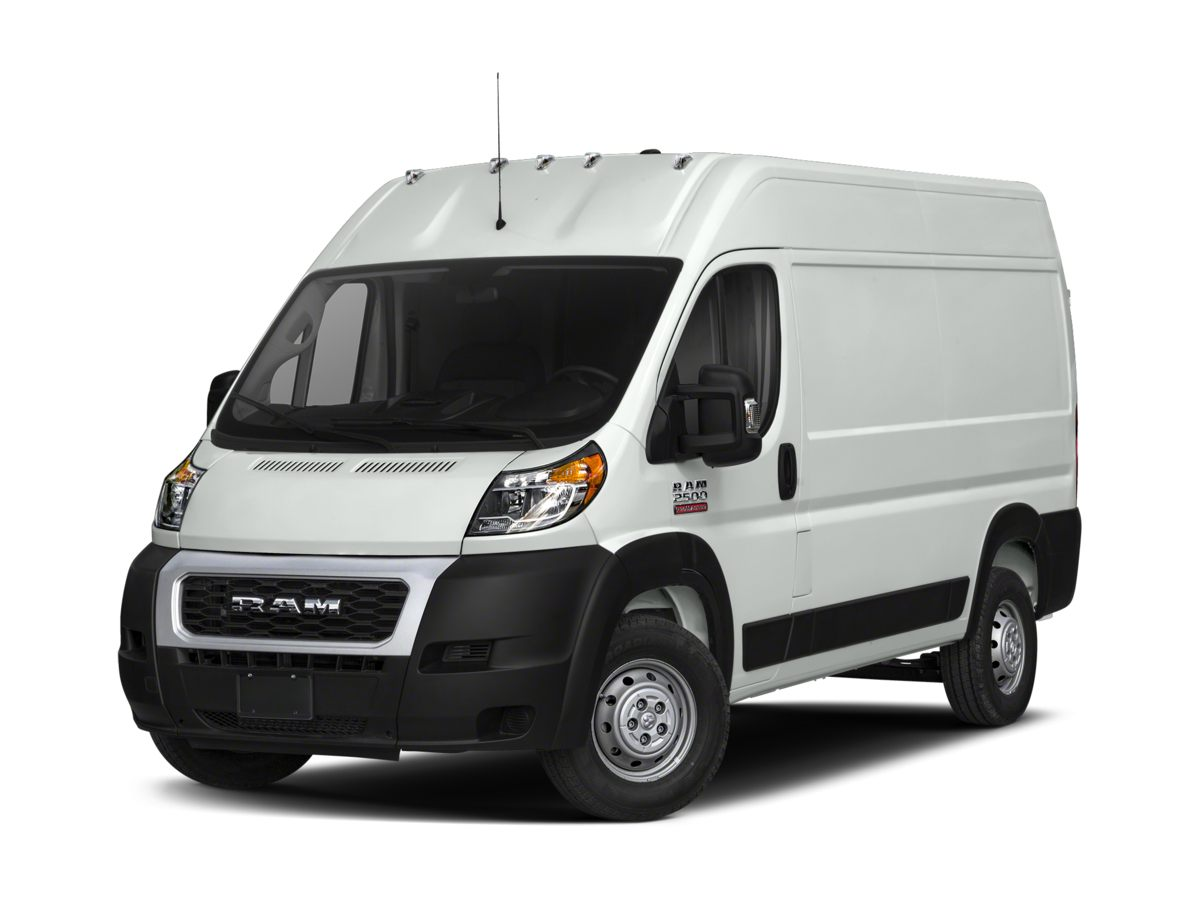 Promaster 2500 High Roof >> New 2019 Ram Promaster 2500 High Roof 3d Cargo Van In Cleveland