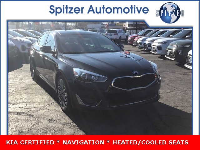 Pre-Owned 2015 Kia Cadenza Limited
