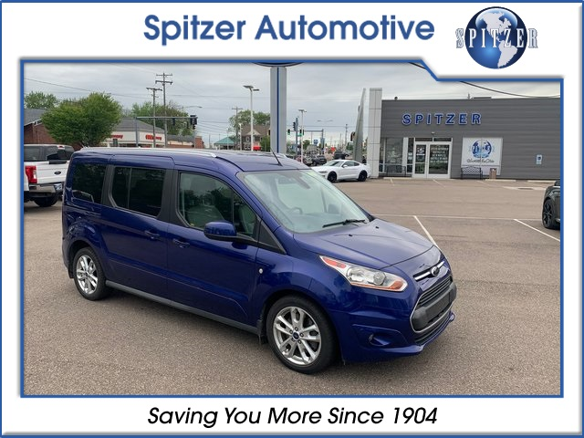 Pre-Owned 2014 Ford Transit Connect Titanium
