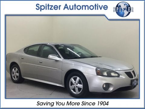 Pre-Owned 2007 Pontiac Grand Prix Base
